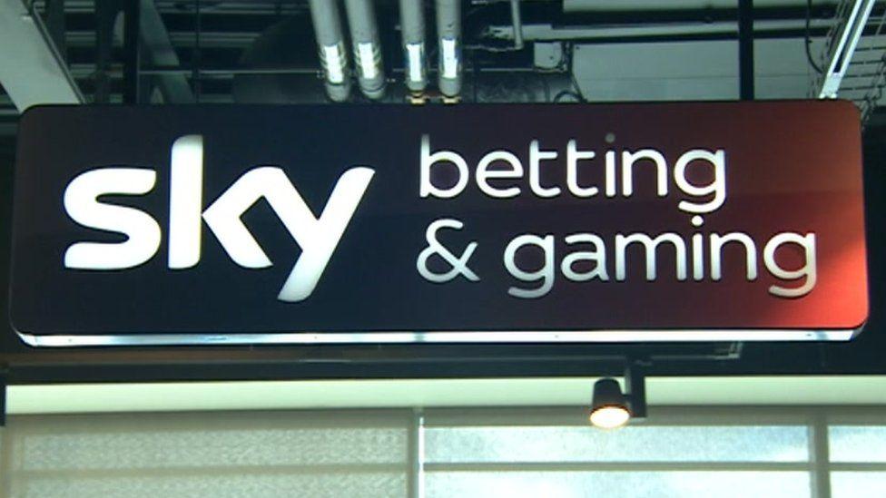 Sky Bet sign