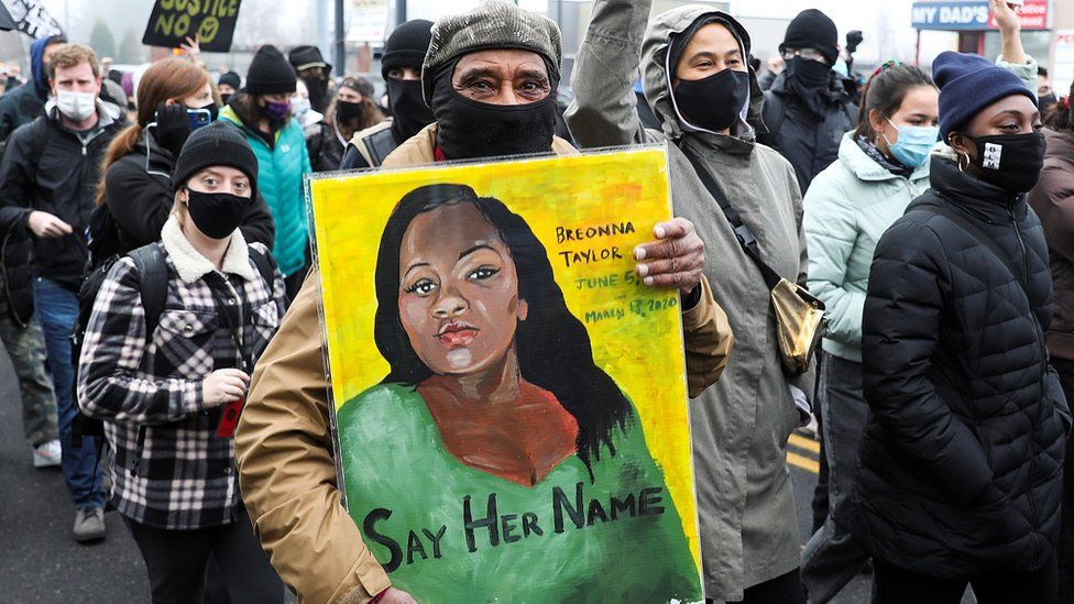 Breonna Taylor's killing sparked protests over racial injustice globally