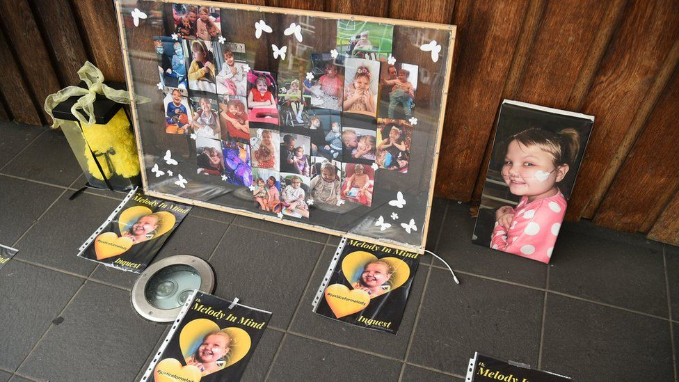 Tributes to Melody Driscoll