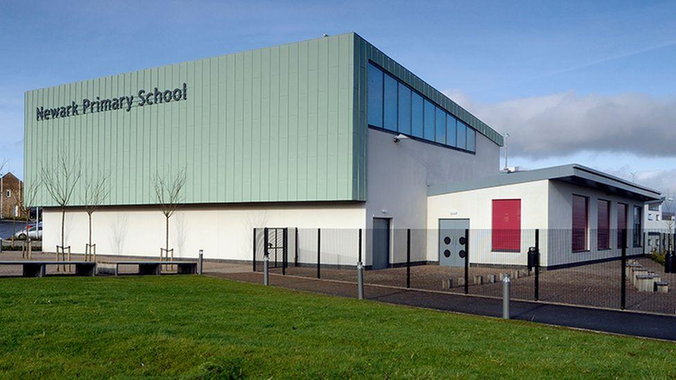 Inverclyde primary school