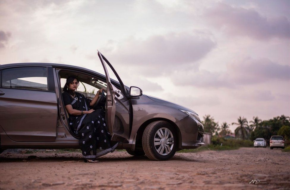Interior designer Smitha Naik talks about the unflattering way in which women drivers are perceived and the bullying they face on the roads