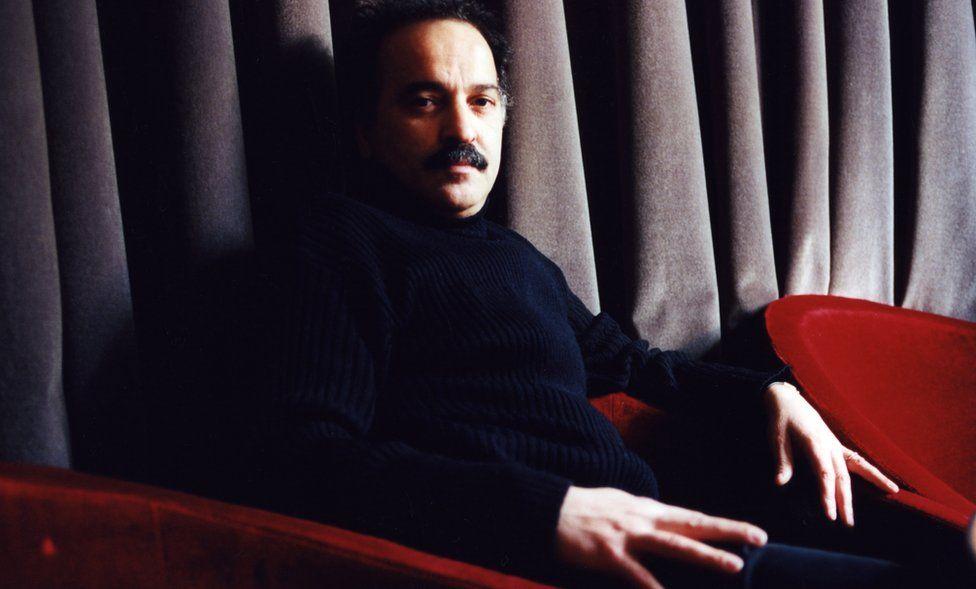 Akli Tadjer - file pic 2002