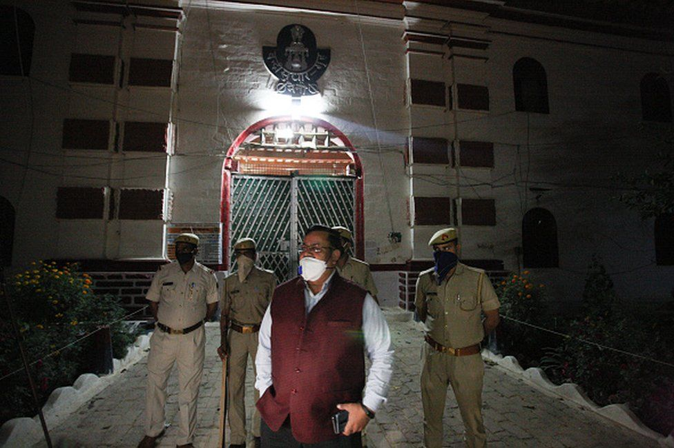 India prisoners released in UP
