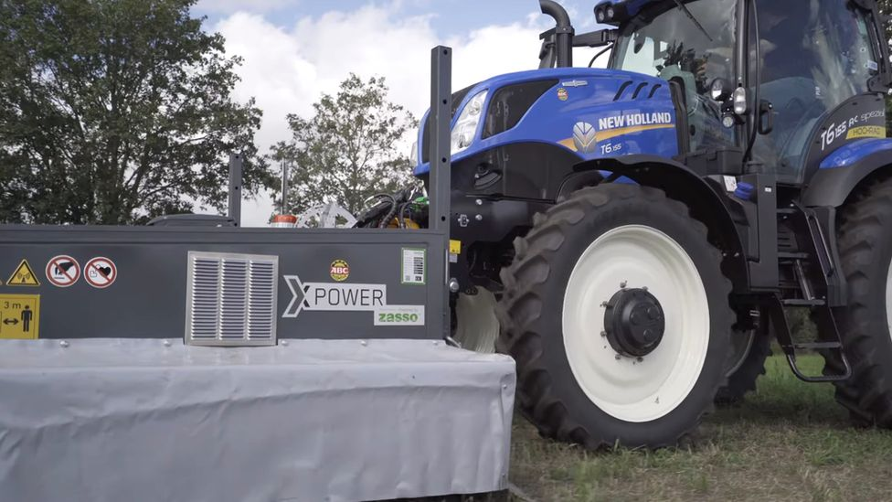 Xpower weedkiller system