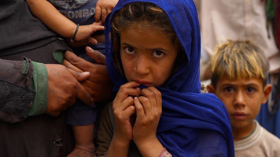 Children in Kabul