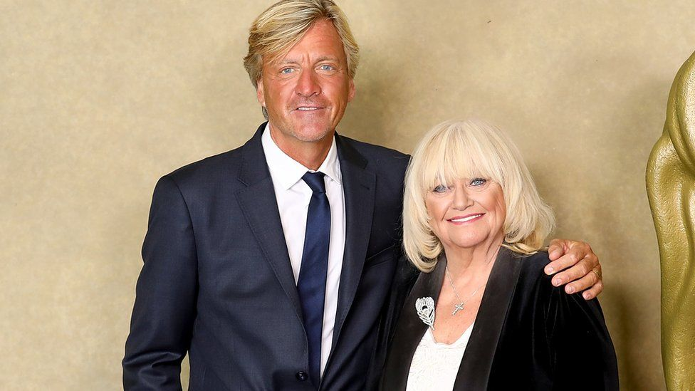Richard and Judy (briefly) returning to This Morning
