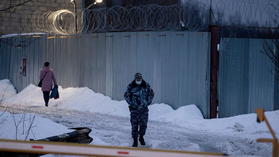 Russia investigates prison torture allegations after videos leaked