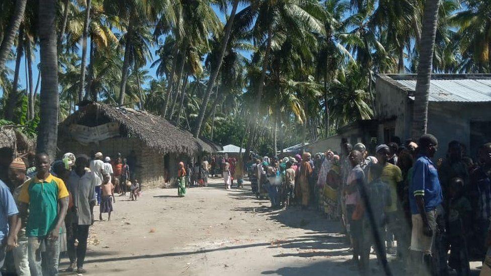 People in Quitunda