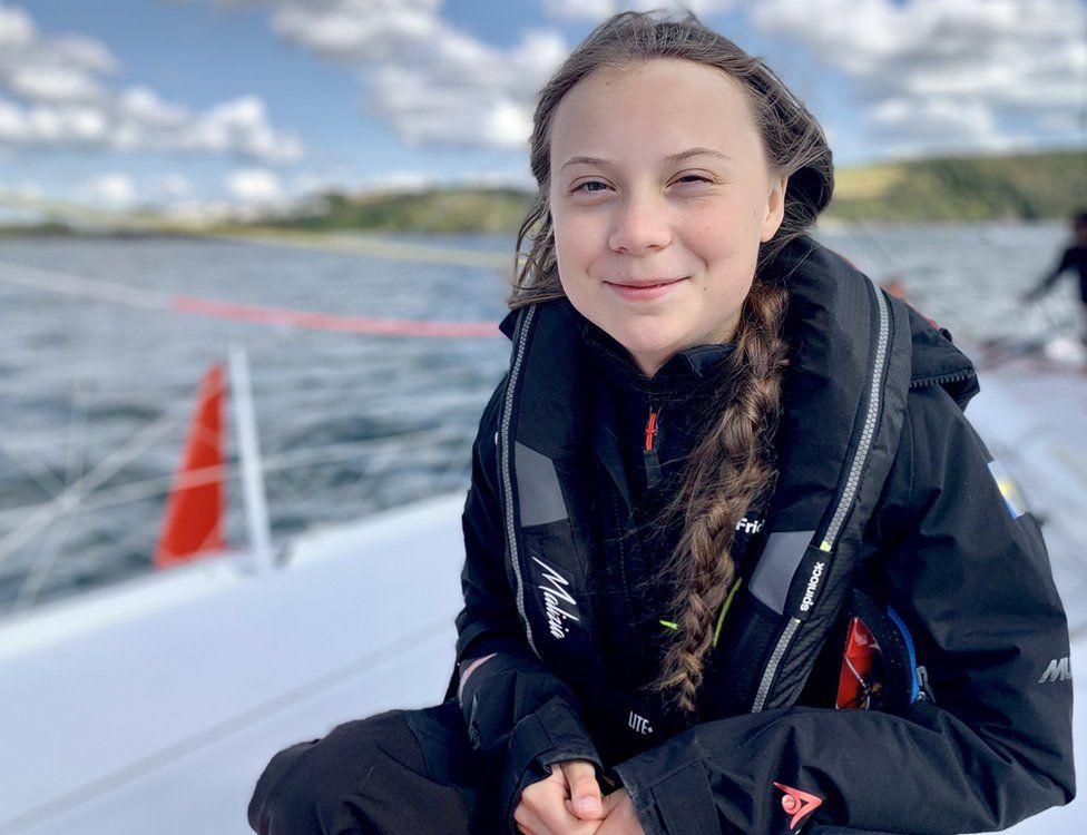 Greta Thunberg: Who is the climate campaigner and what are her aims? - BBC  News