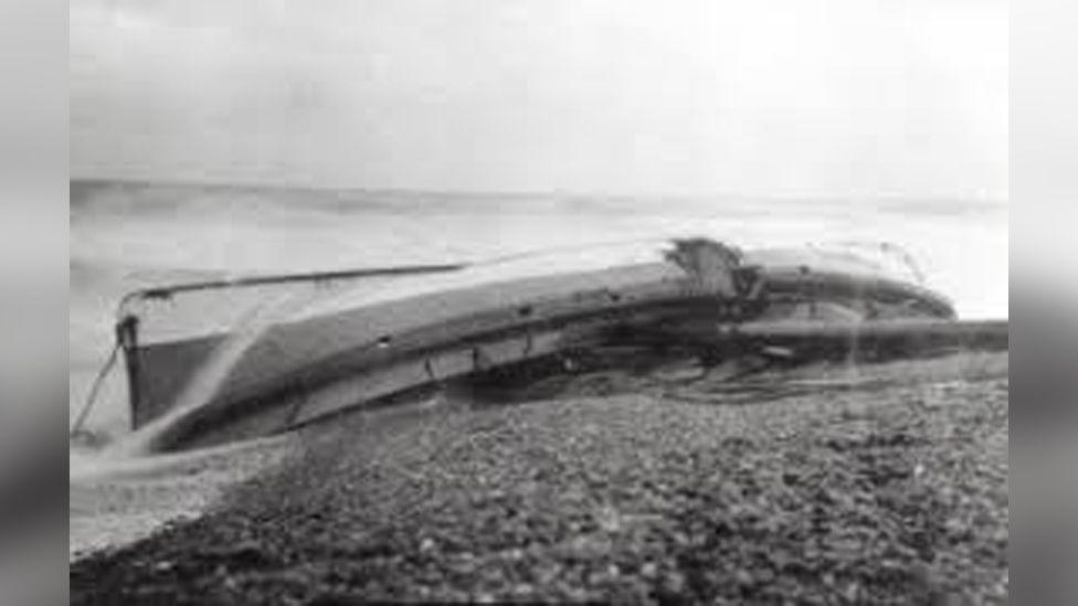The Aldeburgh capsized, 1899