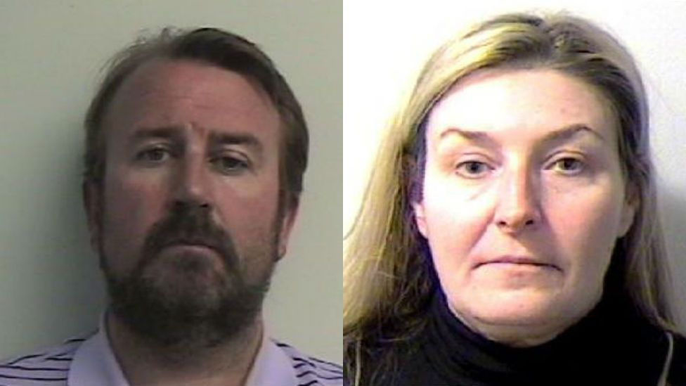 Edwin and Lorraine McLaren were convicted of fraud and money laundering