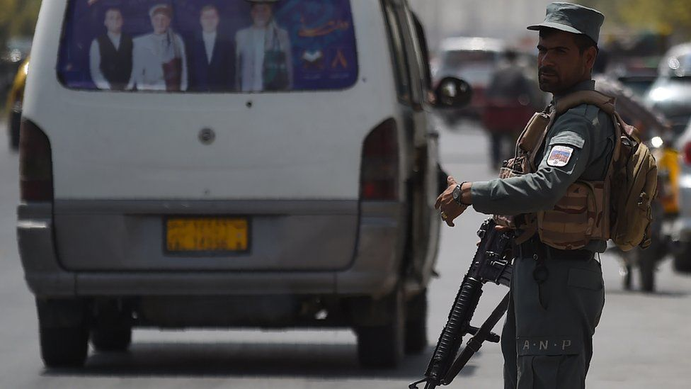 Police in Afghanistan