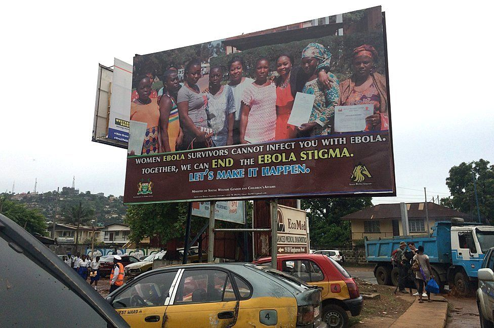 Campaign calling for an end to stigma