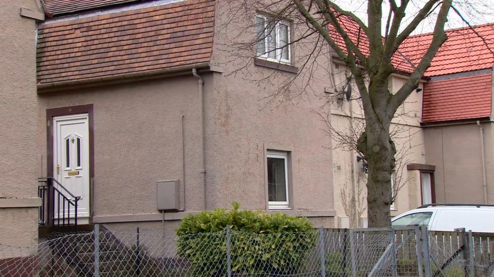 House where Liam died