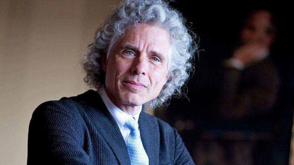 Steven Pinker is an experimental psychologist and a professor of psychology at Harvard University