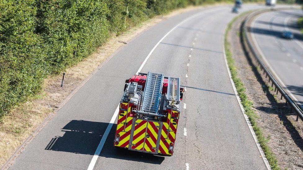 West Sussex Fire Service relocates control centre to Surrey