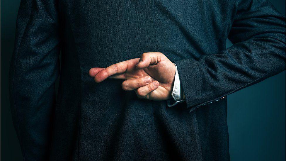 Mentir bem é uma vantagem profissional?