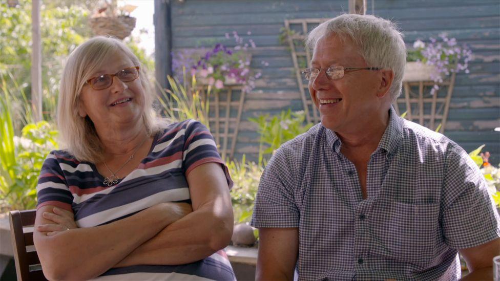 Chris and Jane