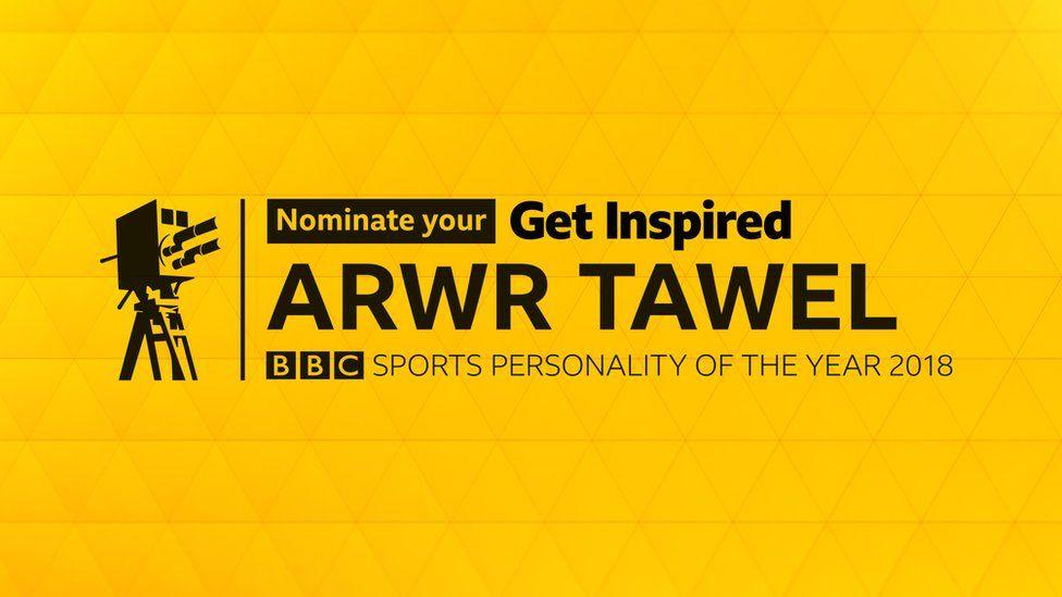 BBC Arwr Tawel logo