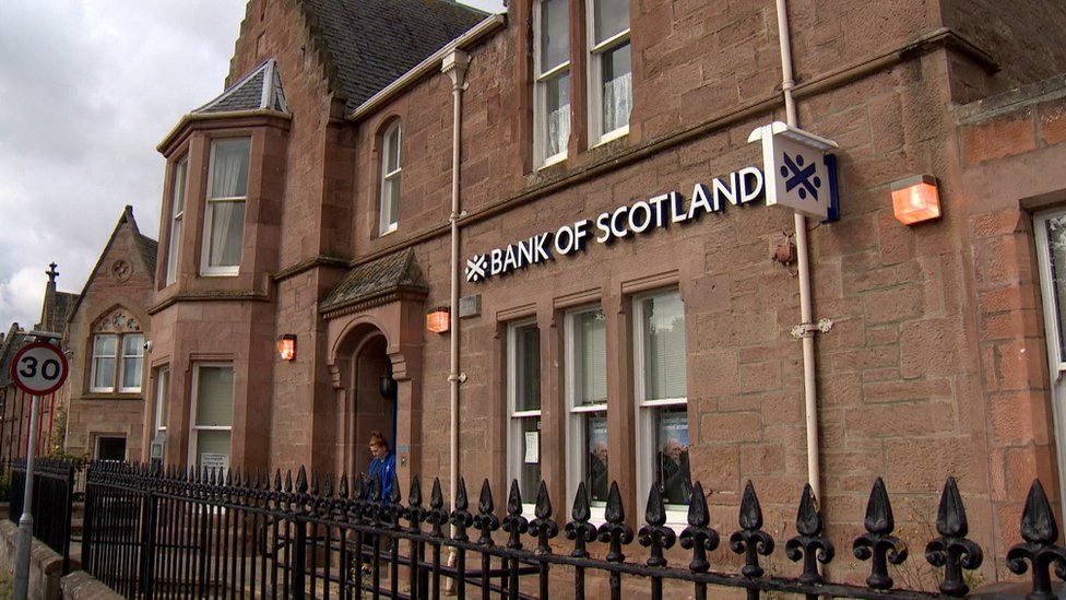 Bank of Scotland in Fortrose