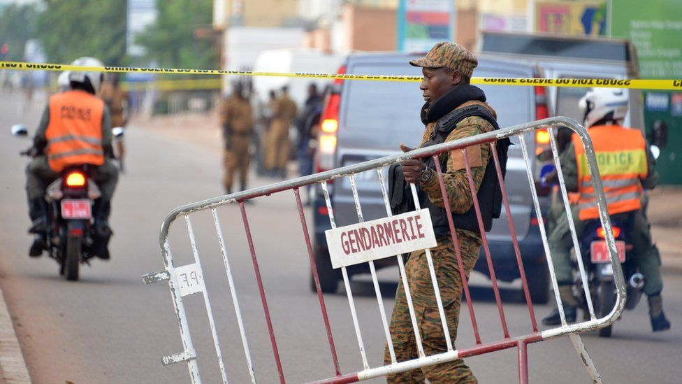Couvre-feu dans le nord du Burkina Faso après la mort d'une douzaine de personnes