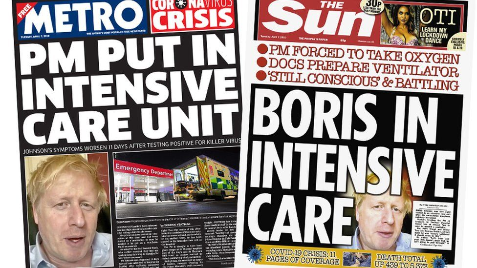 The Papers 7 April 2020