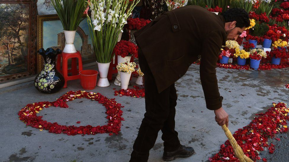 Roses in Kabul