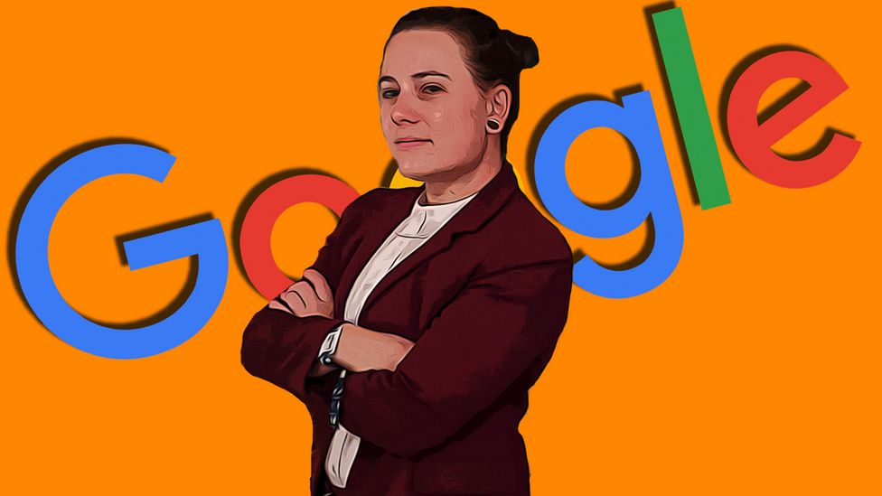 The woman who took on Google and won thumbnail