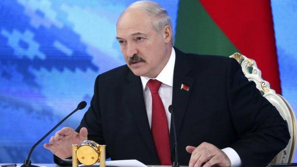 Alexander Lukashenko. Photo: February 2017