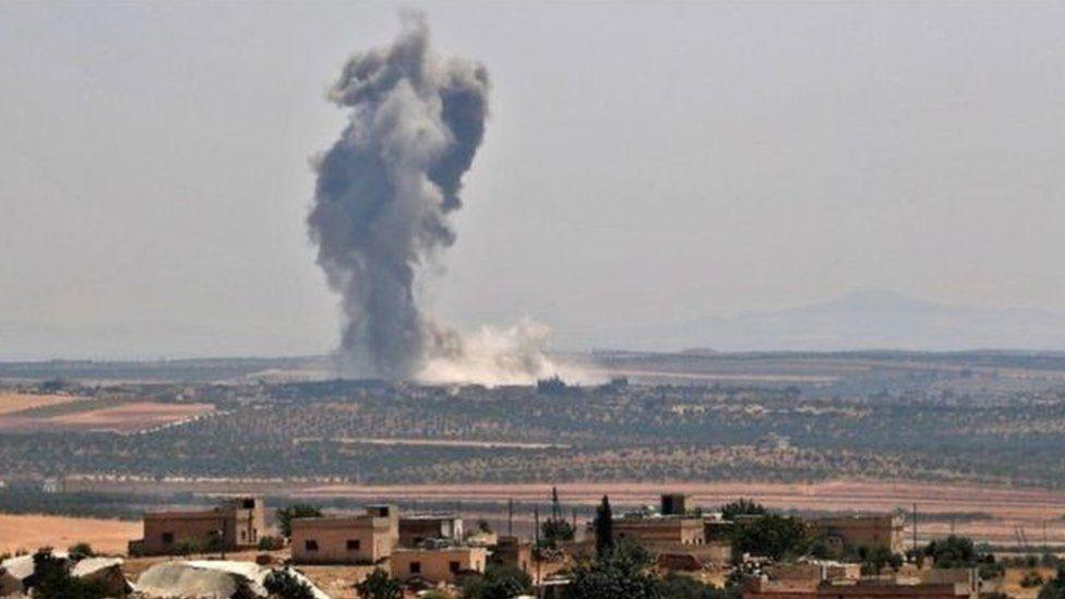 الحرب في سوريا: ما الذي يحدث في إدلب؟