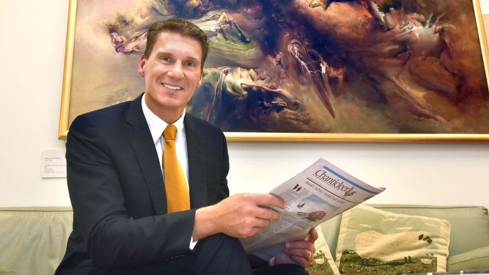 Conservative politician Cory Bernardi