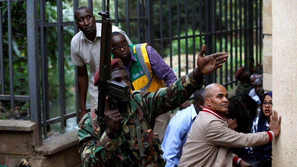 Image result for dusit attack nairobi
