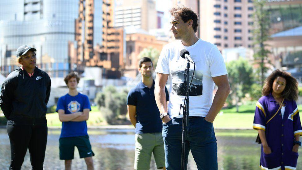 Rafael Nadal Salutes Australian Open 2021 Organizers Amid Quarantine Criticism