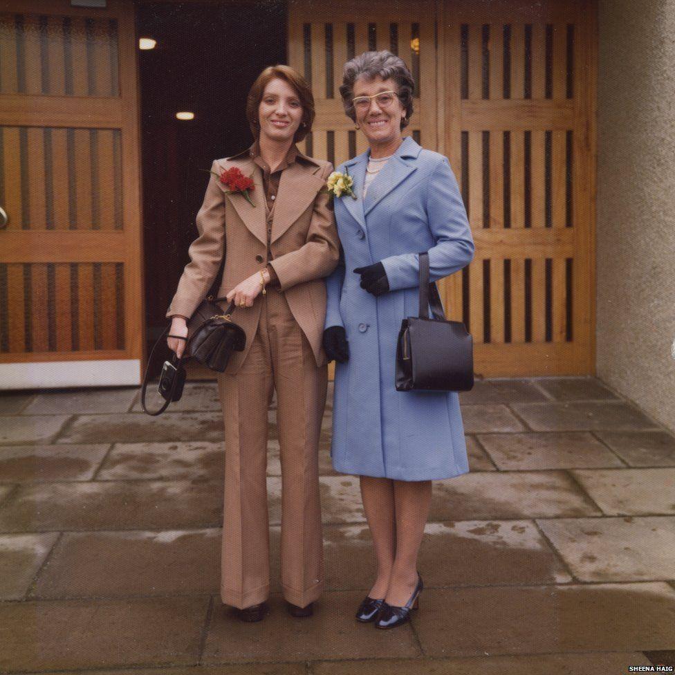 Sheena and Mary