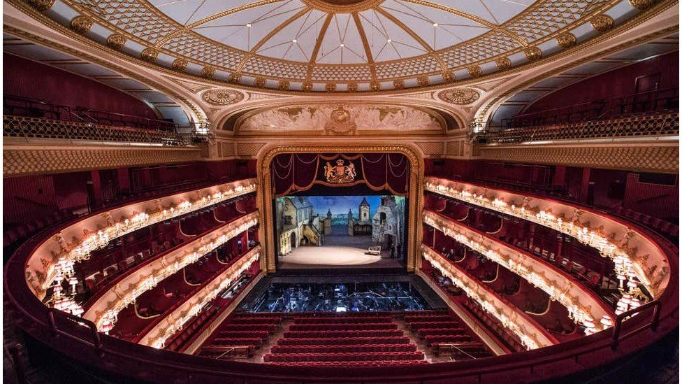 BBC to broadcast Royal Opera House reopening concert