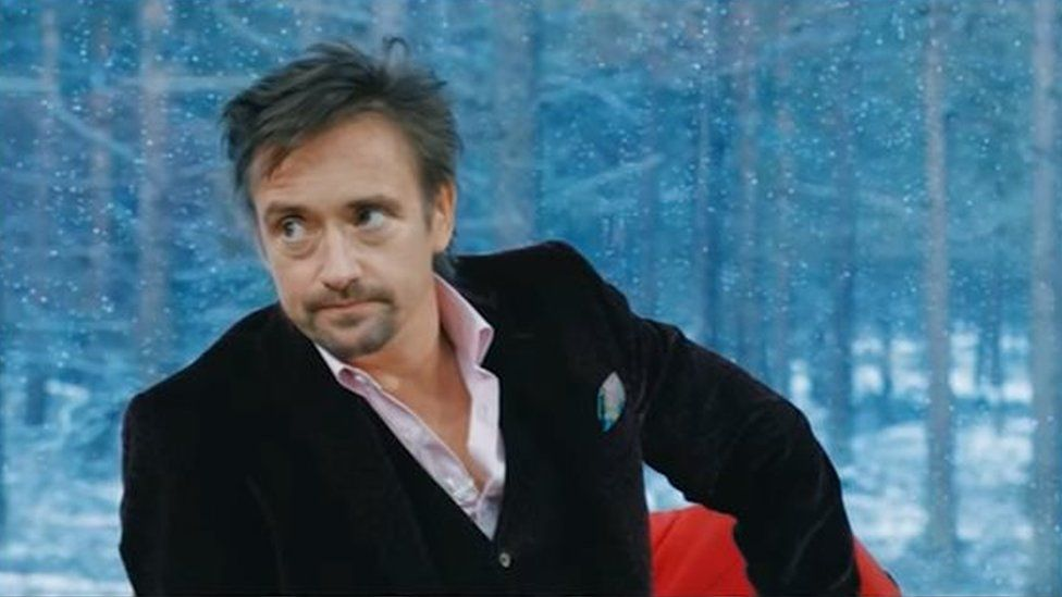 Richard Hammond accident