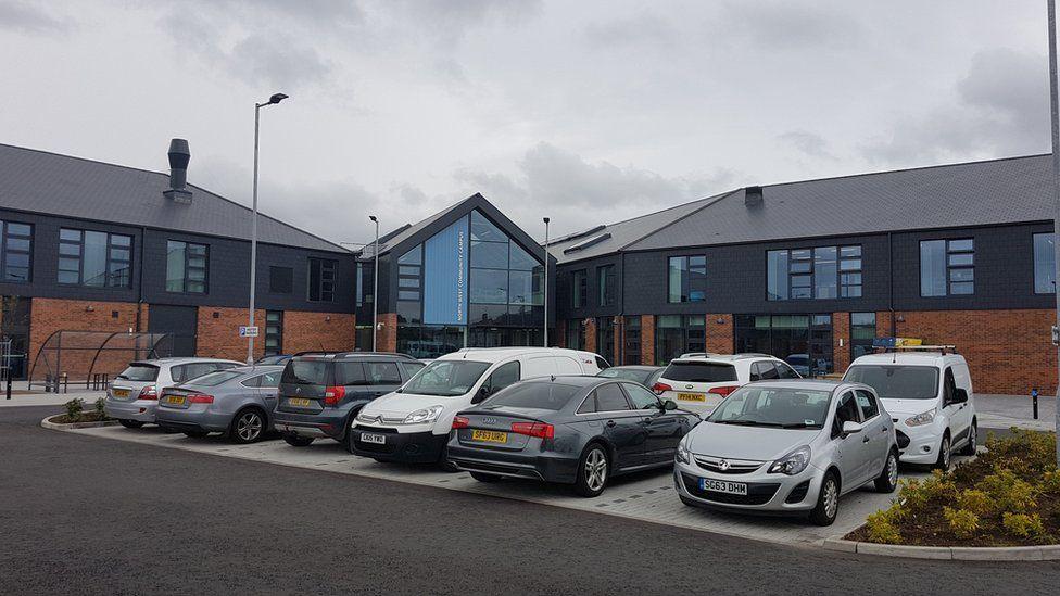 Dumfries' North West Campus closure costs kept under wraps
