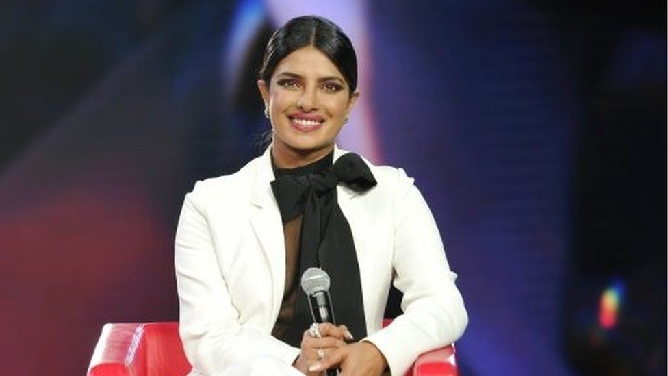 Priyanka Chopra attends Beautycon Festival Los Angeles 2019 at Los Angeles Convention Center on August 10, 2019 in Los Angeles, California.