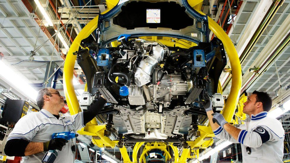 Fiat factory