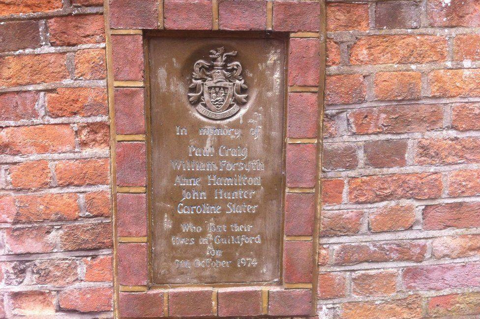 Guildford memorial