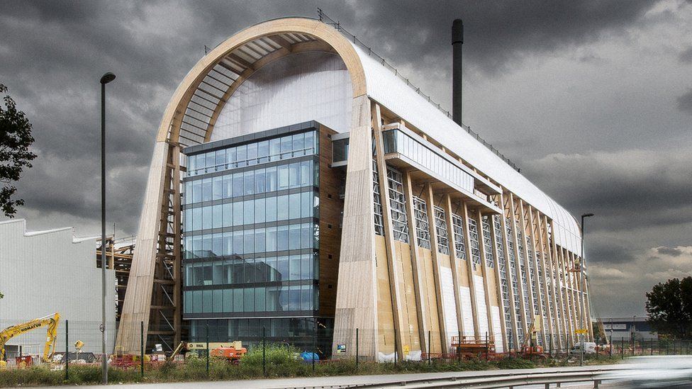 Leeds Recycling & Energy Recovery Facility, Leeds