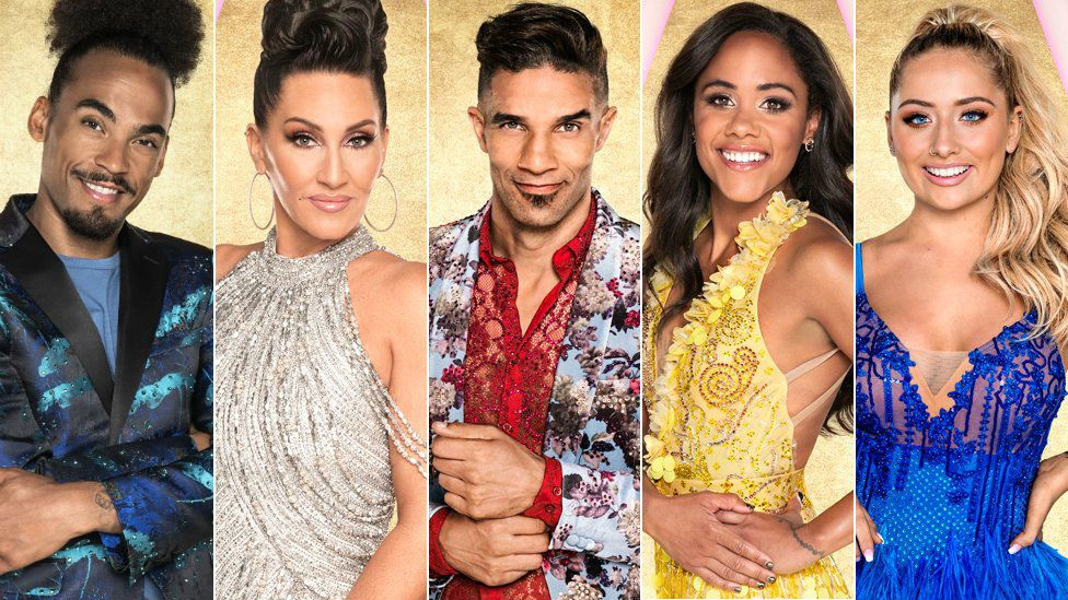 Strictly Come Dancing confirms Kelvin Fletcher as Jamie