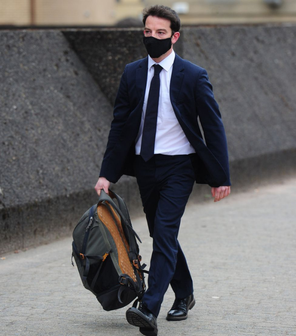 Kevin Guthrie at court