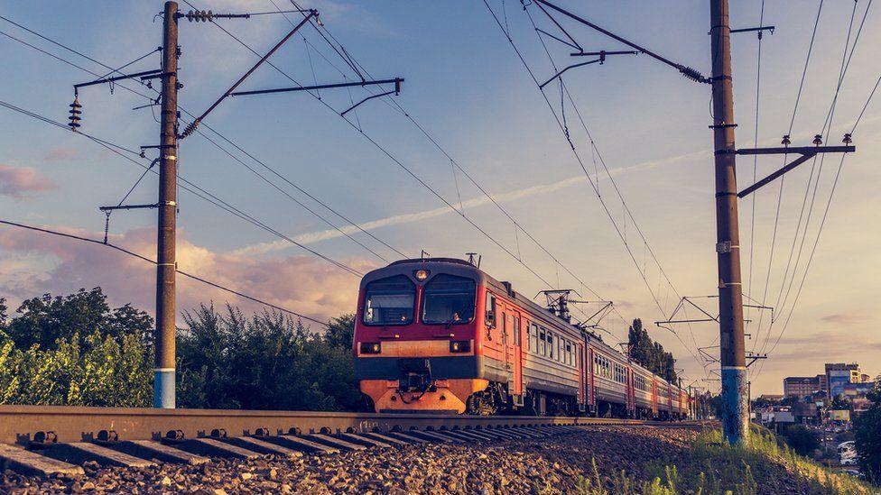 Зарядка для ума: поезд из Петербурга в Карелию