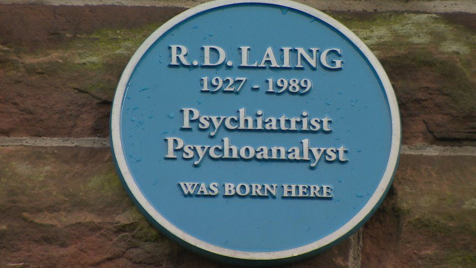 Laing was born in the Govanhill area of Glasgow