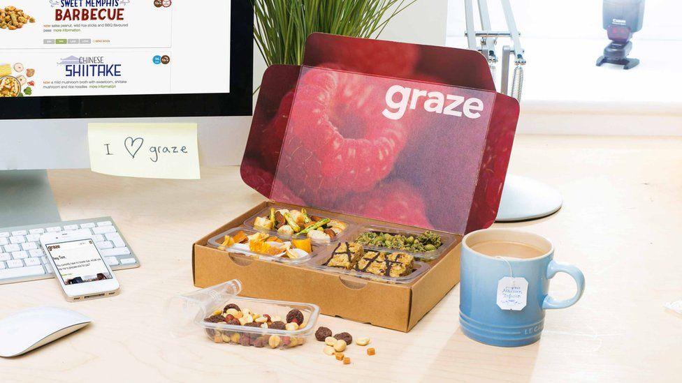Graze variety box