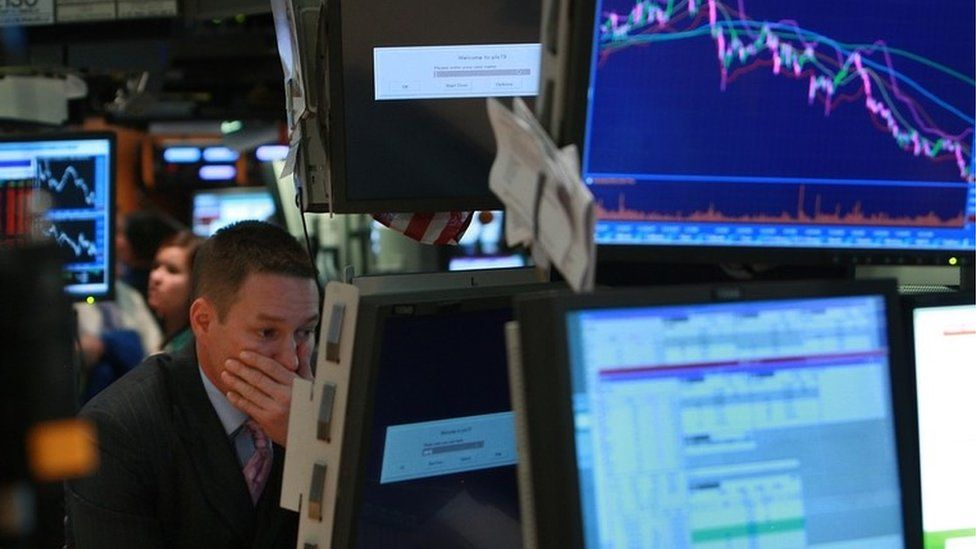 Crash was economists' 'Michael Fish' moment, says Andy Haldane - BBC News
