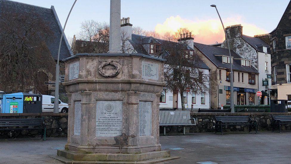Portree Memorial