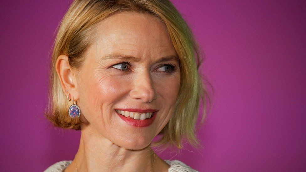 Naomi Watts at the Lincoln Center in New York, October 28, 2019