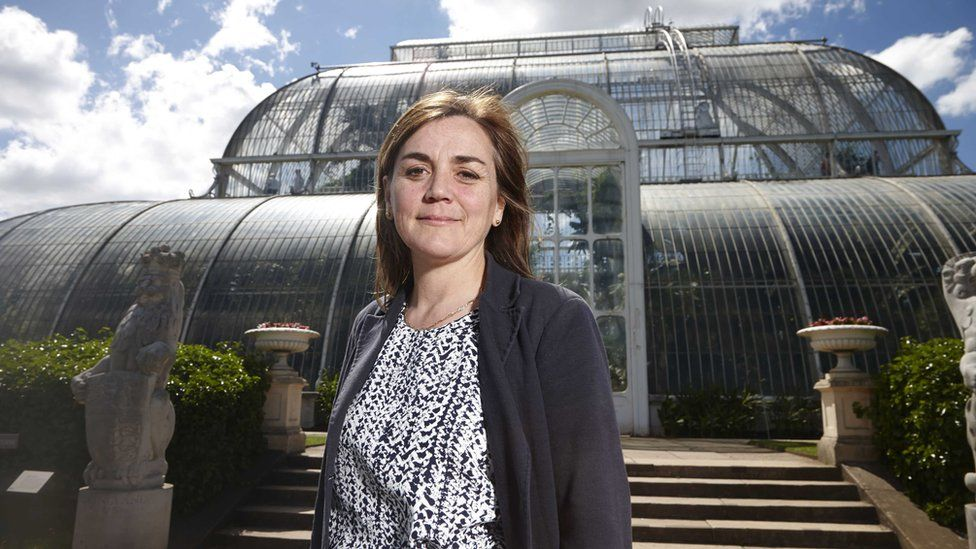 Prof Kathy Willis, director of science at Kew